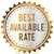 Best Rate Available Guaranteed